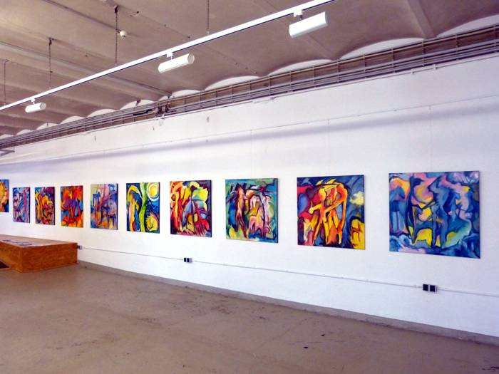 Exhibition Kirn 2009
