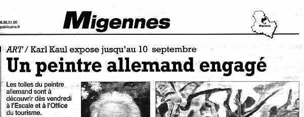 press report migennes